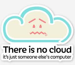 text someone from computer is the cloud really just someone elses computer techrepublic