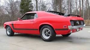 135030 / 1970 Ford Mustang Boss 302 - YouTube