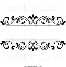 Free Card Borders Designs Wedding Borders Design Clipart