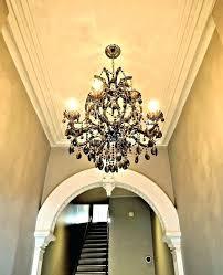 chandelier hallway chandelier hallway building design archway stairs small hallway crystal chandelier