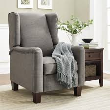 small scale recliner chairs leather swivel rocker recliner cuddler recliner high wingback recliner