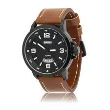 new skmei 9115 men 039 s luxury waterproof quartz watch leather new skmei 9115 men 039 s luxury waterproof