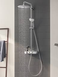 and for compact bathrooms you can even select a euphoria smartcontrol 260 with additional bath spout for comfortable stylish over bath showering