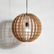 Wooden lighting Rustic Hemmesphere Wooden Pendant Lamp Designed By Massow Design Made In United Kingdom uk As Crowdyhouse Shop Hemmesphere Wooden Pendant Lamp On Crowdyhouse