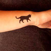 Cat Tetování Význam