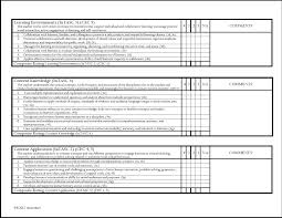 Teacher Evaluation Form Student Teacher Evaluation Form College Of Education University 4