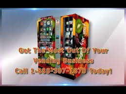 Starting A Vending Machine Company Gorgeous How To Start A Vending Machine Business YouTube