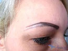 Péče O Trvalý Make Up Tetování Obočí Očních Víček A Rtů Důsledky