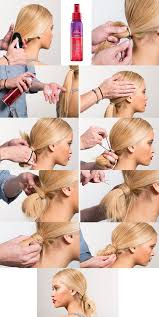 Hair Style Low Bun how to make a cute and messy loop bun alldaychic 4376 by stevesalt.us