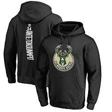Nba Hoodie Spring Sweatshirt Milwaukee Bucks Giannis
