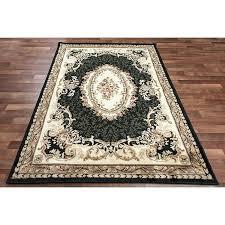 green black rug oriental black area rug beige medallion ivory green fl vines brown border ter rug black grey and green area rugs