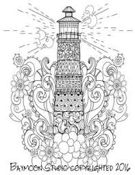 Small Picture Lighthouse coloring pages to download and print for free Church