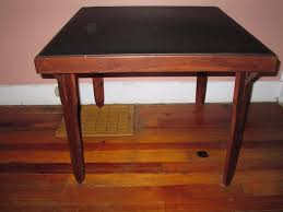 excellent wood folding card table 5 beautiful wooden stakmore