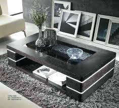 coffee table modern black ikea kijiji edmonton