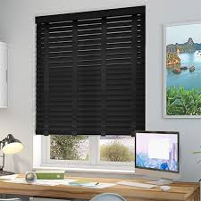 black wooden blinds. Black Wooden Blinds 2go