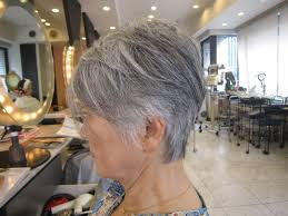 70代 ショートスタイル 40代50代60代髪型表参道美容室青山美容院