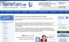 top term paper writing services top review stars com superiorpapers com