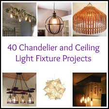 diy ceiling lighting. Are You DIY-ing A Room In Your Home \u2013 Or Every Single One? Well, Then  Aren\u0027t Going To Want Overlook The Lighting Fixtures. Diy Ceiling