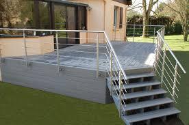 Terrasse En Composite Terrasse