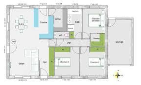 Plan Maison Mitoyenne Amazing Plans De Maison M With Plan Maison