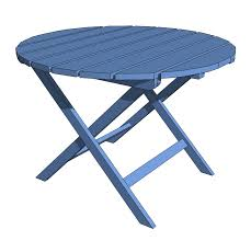 round outdoor table.  Table Round Outdoor Adirondack Side Table To