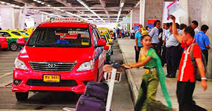 Image result for taxi from bangkok airport