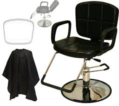 hydraulic styling chair. Amazon.com: LCL Beauty Reclining Hydraulic All Purpose Cutting \u0026 Shampoo Barber Salon Chair: Styling Chair