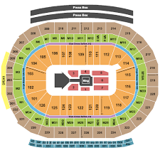 Little Caesars Arena Seating Chart Wwe Wwe Smackdown Tickets Fri Dec 27 2019 7 45 Pm At Little