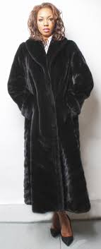 blackglama mink fur coat directional
