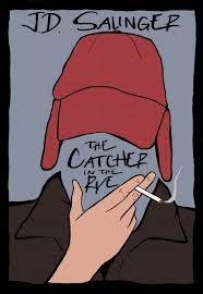 the catcher in the rye a distressingly depressing delightful  catcherintherye