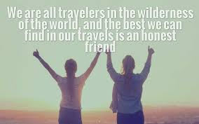 Top 5 Travel With Friends Quotes