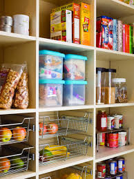 Kitchen Closet Pantry Organize Your Kitchen Pantry Hgtv