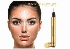 makeup face highlighter photo 2