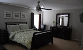 dark grey bedding sets brown and grey bedroom walls with