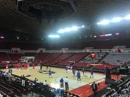 Stegeman Coliseum Section B Rateyourseats Com