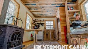 tiny house vermont. 15k Off Grid Tiny House In Vermont- GORGEOUS! Vermont
