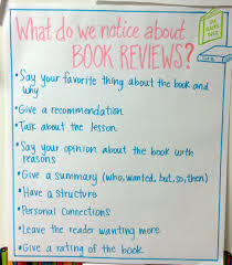 great resource for writing book reviews anchor charts chart of  great resource for writing book reviews anchor charts chart of book review noticings