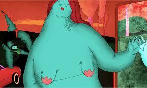 Animated People Viktoria Traub Writer Director Mermaids And