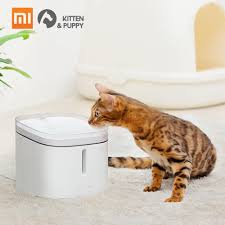 <b>Xiaomi Kitten Puppy Pet</b> Water Dispenser Fountain Automatic Cat ...