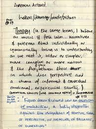 Notebook | Blanche Ellis
