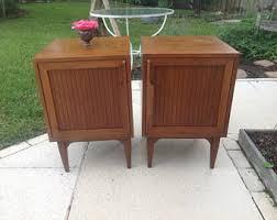 mid century modern bedside table. MID CENTURY MODERN Nightstands / 27\ Mid Century Modern Bedside Table