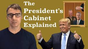 the american president s cabinet explained