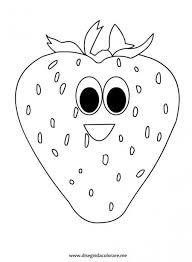 Frutta Fragola Thema Fruit Disegno Fiori Frutta E Disegni Da