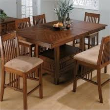 Image Large Jofran Counter Height Butterfly Leaf Saddle Brown Oak Finish Foter Butterfly Leaf Dining Table Ideas On Foter