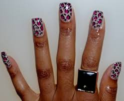 WAH Nails Leopard Print Step By Step - Freak Deluxe