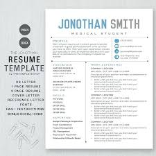Pages Resume Templates Teacher Resume Template Word 4 Pages Resume ...