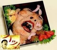 思わず笑う】おもしろ「お弁当」画像まとめ【随時更新】 - NAVER まとめ | Bento box lunch, Bento lunch, Food