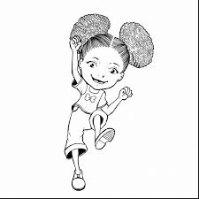 Little Girl Coloring Pages Girls Drawing At Getdrawings Com Free For