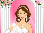 wedding hairstyles salon dress up mix