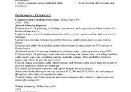 Sample Resume Of An Electrical Engineer 6 Electrical Engineering